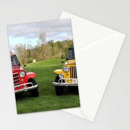Jeepster Love Stationery Cards