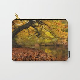 Nidd Gorge in Autumn Carry-All Pouch