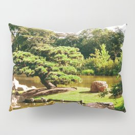 Sanctuary in the Cityscape Pillow Sham