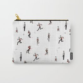 Stripes pattern! Carry-All Pouch