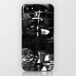 Panes iPhone Case
