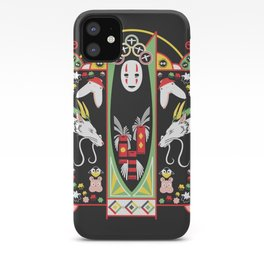 Spirited Deco iPhone Case