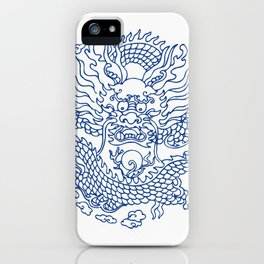 Tuan Loong iPhone Case