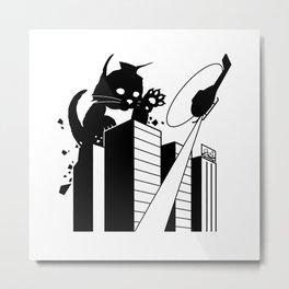 Catastrophy Metal Print