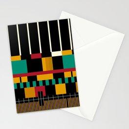 Clutch Wax TV Stationery Cards