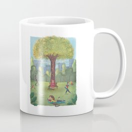 Perfect Day at the Park Coffee Mug