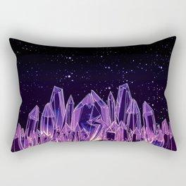 Dark Crystal Rectangular Pillow