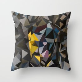 Without an object  Throw Pillow