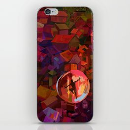 The Fortuneteller iPhone Skin