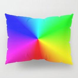 Colorwheel Pillow Sham