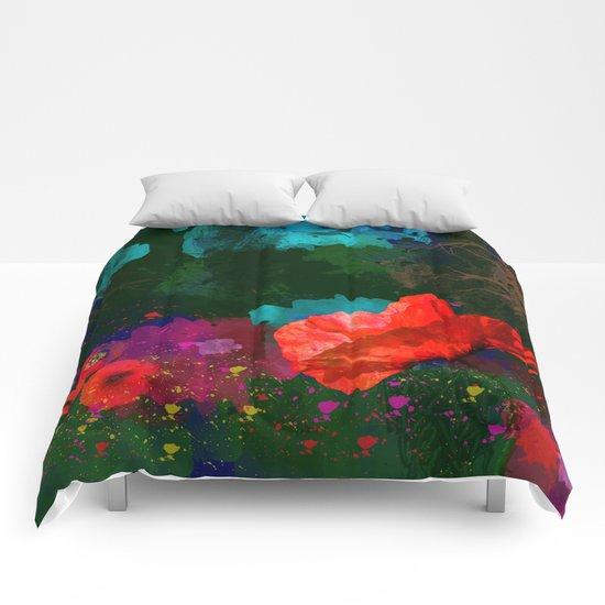 Poppies Summer Comforters