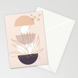 Feel dream agave again Stationery Cards