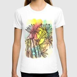 Plant Series: Desert Cactus T-shirt