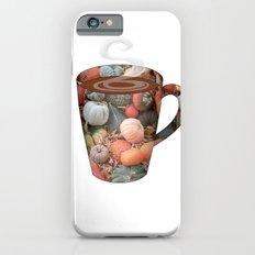 pumpkin spice tall mug - coffee cup series iPhone 6s Slim Case