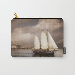 They've All Come To Look For America Carry-All Pouch