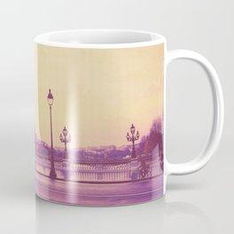 Paris, Glad to See You Again. Coffee Mug