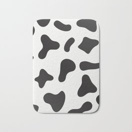 Cow Sports Bath Mat