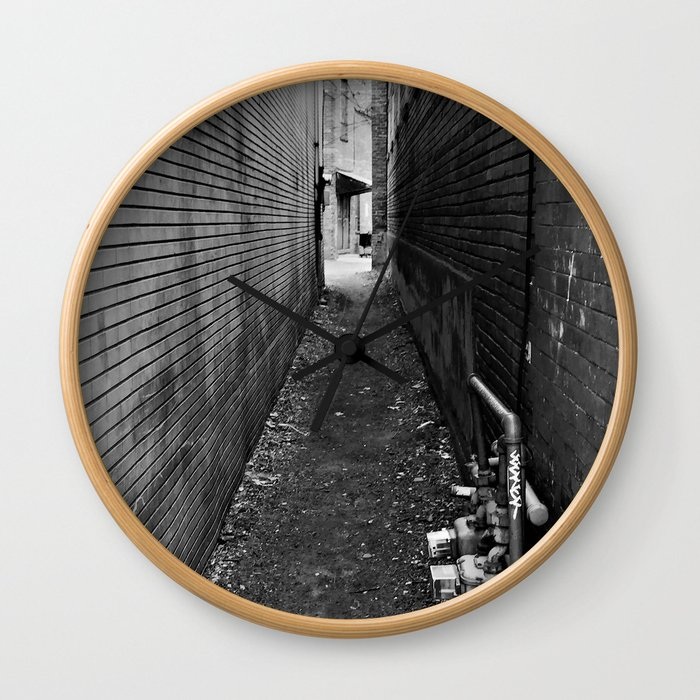 ...any path will take you there... Wall Clock