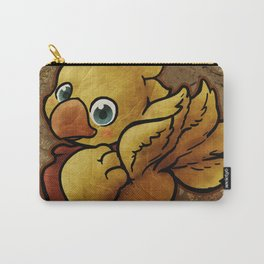 Chocobo Kwe ! Carry-All Pouch