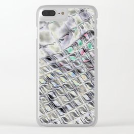 Windows  mouv Clear iPhone Case