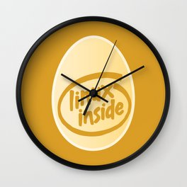 LINUX INSIDE  Wall Clock