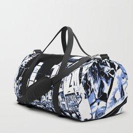 Times Square Art Duffle Bag