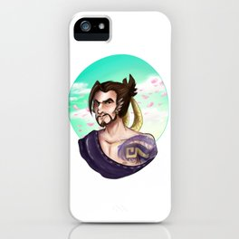 Hanzo iPhone Case