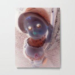 NegaCreatures Metal Print