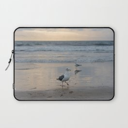 Seymour, King of The Seagulls Laptop Sleeve
