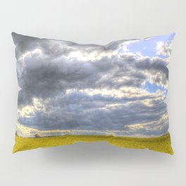 The Storm Arrives Pillow Sham