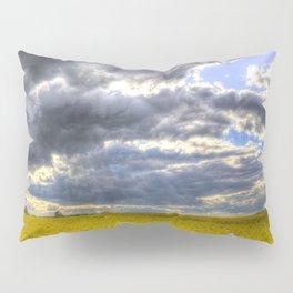 The Storm Arrives Pillow Sham