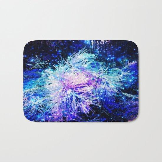 Galaxy Plant Bath Mat
