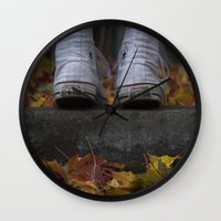 converse Wall Clocks featuring Converse by mimmi96