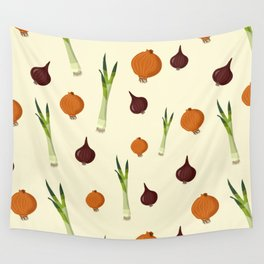 Onion pattern Wall Tapestry
