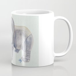 Cuddly Elephant II Coffee Mug
