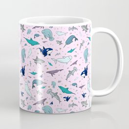 Marine Life Coffee Mug