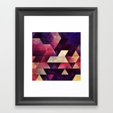 byll pyy Framed Art Print