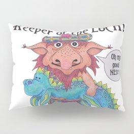 Keeper of the LOCH! Pillow Sham