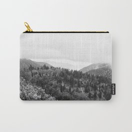 Fog Rolls In Carry-All Pouch