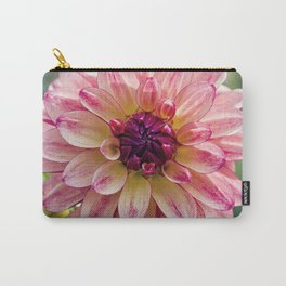 Dahlia / In The Garden / 13 Carry-All Pouch