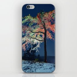 Windswept Colours iPhone Skin