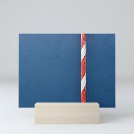 Red White Blue Mini Art Print
