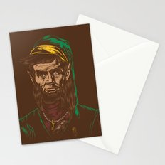Abraham LINKoln Stationery Cards