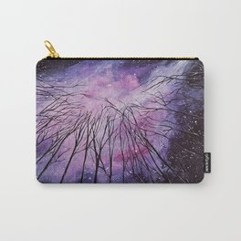 Galaxy, watercolor Carry-All Pouch