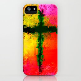 The Cross iPhone Case
