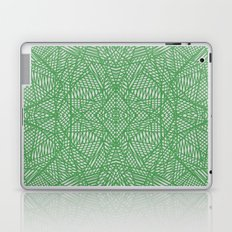 Ab Lace Green Laptop & iPad Skin