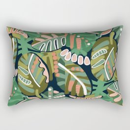 It's a jungle out there Rectangular Pillow