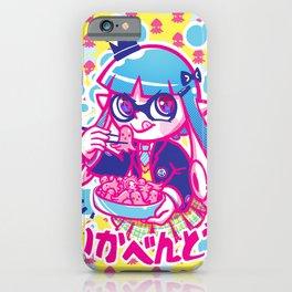 Ika Bento iPhone Case