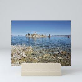 Mono Lake Tufa, No. 2 Mini Art Print