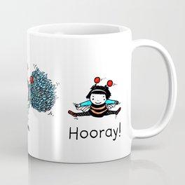 Hip Hip Hooray (Three Cheers for Chives) Coffee Mug